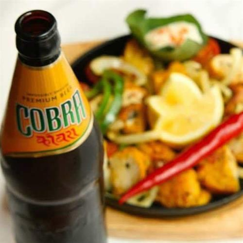 Curry and a Cobra